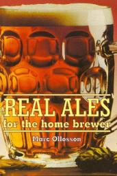 Real Ales for the Home Brewer - 1st edition cover 1997 - 2008
